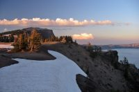 Crater Lake, Oregon – October 2006