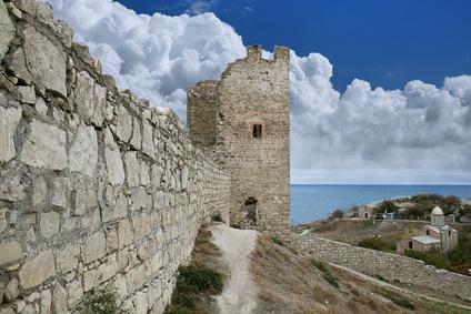 crimean fortress