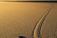 Racetrack Playa, Death Valley – July 2008