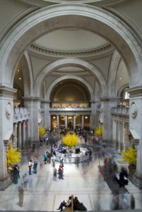 Metropolitan Museum NYC, Main Hall