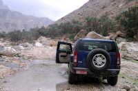 Oman Wadi Bashing – May 2009