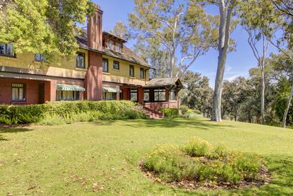 Marston House Museum & Gardens. San Diego, CA
