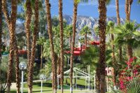 Tour Palm Springs California with a Friend on Hand
