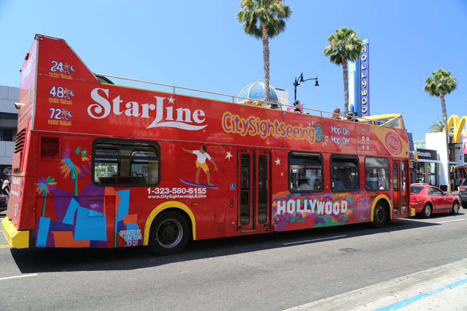 Starline tours reveals hollywood 39 s nightmares for La star homes tour