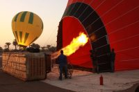 Hot Air Balloon Ride over the Sahara & the Nile