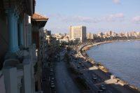 Relaxing in Alexandria