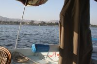 Hanging out on the Nile