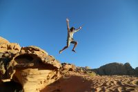 Southern Jordan, Fun in the Sun