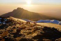 A Climb of Mount Kilimanjaro