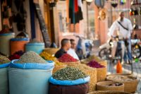 The Two Sides of Marrakech