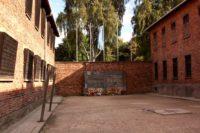 Visiting Auschwitz, Krakow Poland