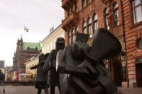 Woke up in Malmo Sweden!