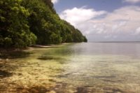 Peleliu Island Palau