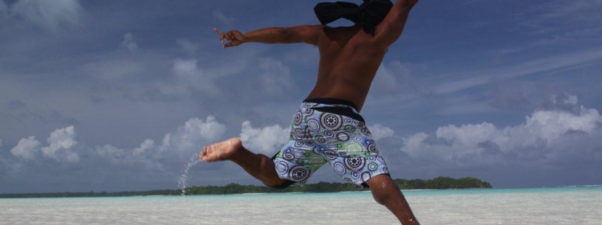 Paradise in Palau – Kayangel