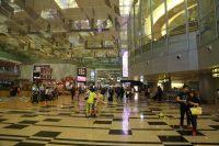 Changi Singapore Airport – July 2012