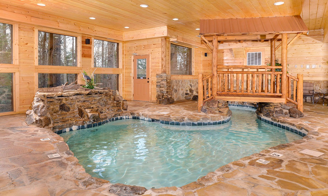 Luxury Cabins In Tennessee With Indoor Pools
