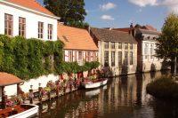 Bruges, Belgium – November 2012