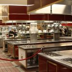 Now thats a Kitchen! The commerical kitchen at the CIA