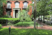 Step back in history in Savannah