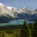 From Jasper's Icefields To Maligne Lake: A Panorama of majestic Colours