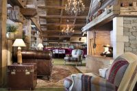 Courchevel's Chalet de Pierres Returns after 5M Euro Renovation & Addition of New Chanel Boutique