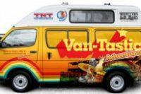 Win a Van-Tastic road trip across Australia Share