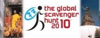 Global Scavenger Hunt