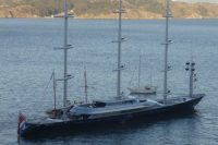 The Maltese Falcon Sailboat
