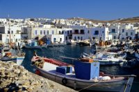 Paros, Greece – Parikia