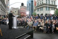 Universal Studios re-opens New York…