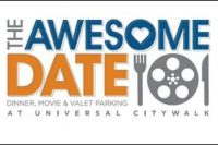 "Universal CityWalk Adds Sizzle to Date Night with ""The Awesome Date"""