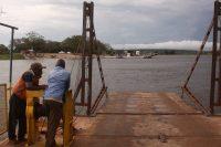 Crossing from Zambia to Botswana