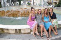 WEBTV TRAVEL SHOW TAKES ON THE HEAT OF AN ITALIAN SUMMER