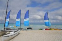 Enjoying Sea and Sand in Varadero: A Catamaran Seafari