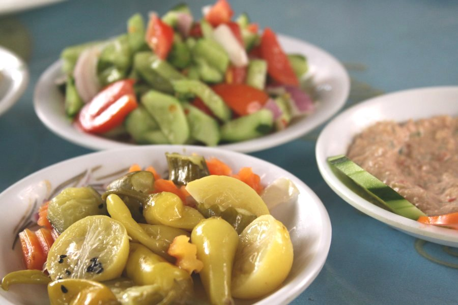 egyptian-pickled-vegetables