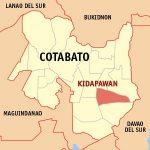 Kidapawan_map