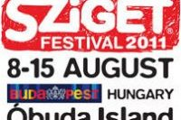 Sziget Festival 2011 in Budapest