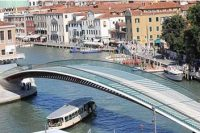 The 4 Bridges Crossing the Canal Grande in Venice