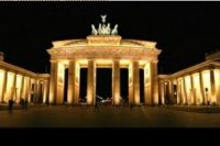 The Brandenburg Gate-Berlin