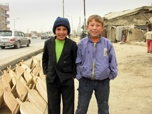 Afghanistan: More bakeries here than anywhere else in the world