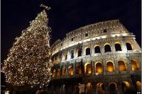 Celebrating the New Year in Rome