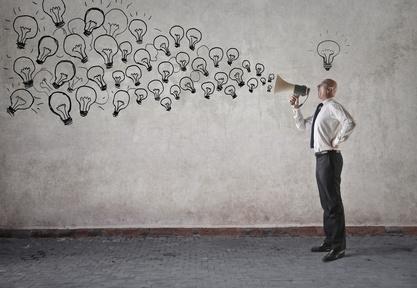Spreading ideas