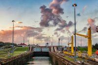 Panama Canal, Miraflores Locks – February 2013