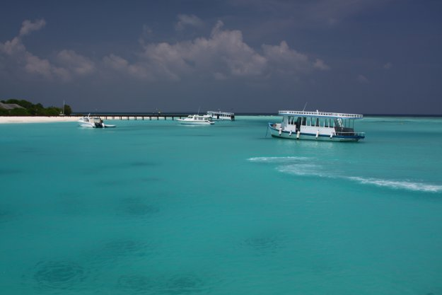 Maldives-Water
