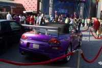 Universal CityWalk Turns 20, Fast & Furious Car Display