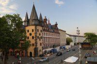 Visiting Frankfurt