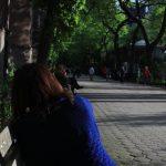 Woman-Central-Park
