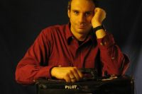 Patrick Smith: Airline Pilot and Author
