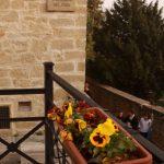 Towards the top of San Marino City