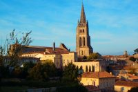 A Romp in the South of France – Day 1: Bordeaux – St. Emilion